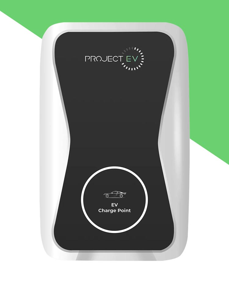 Project EV Pro Earth Electric Vehicle Charger