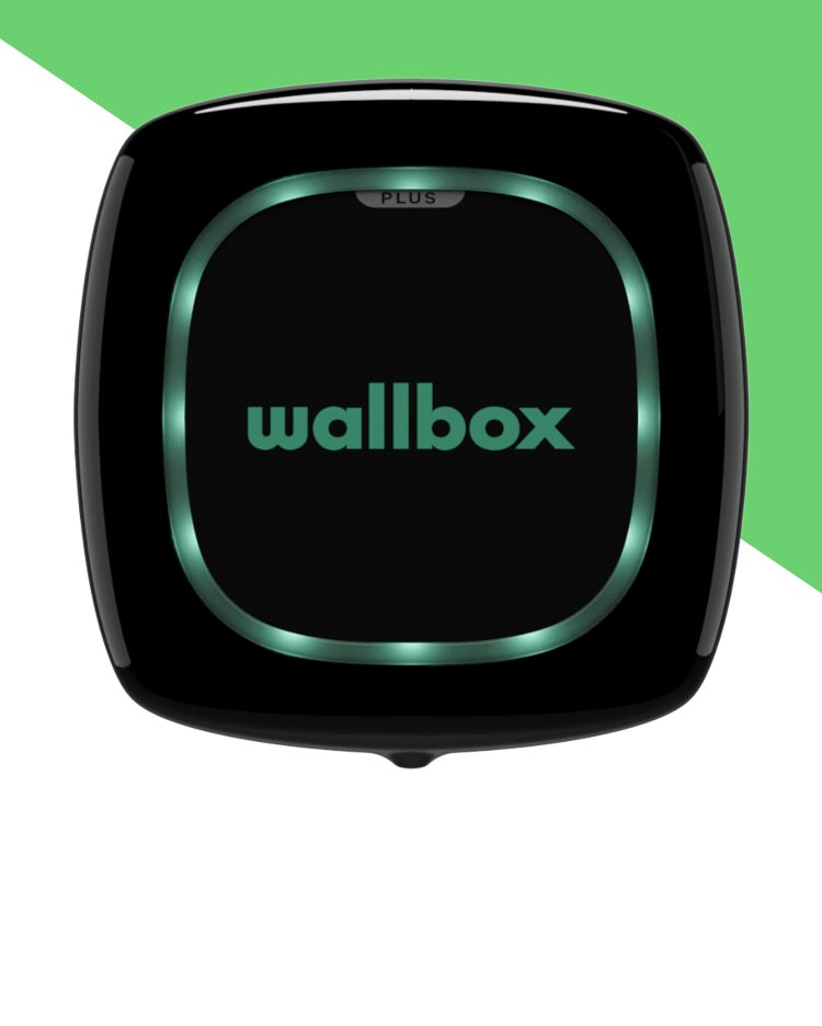 Wallbox Pulsar Plus Electric Vehicle Charger