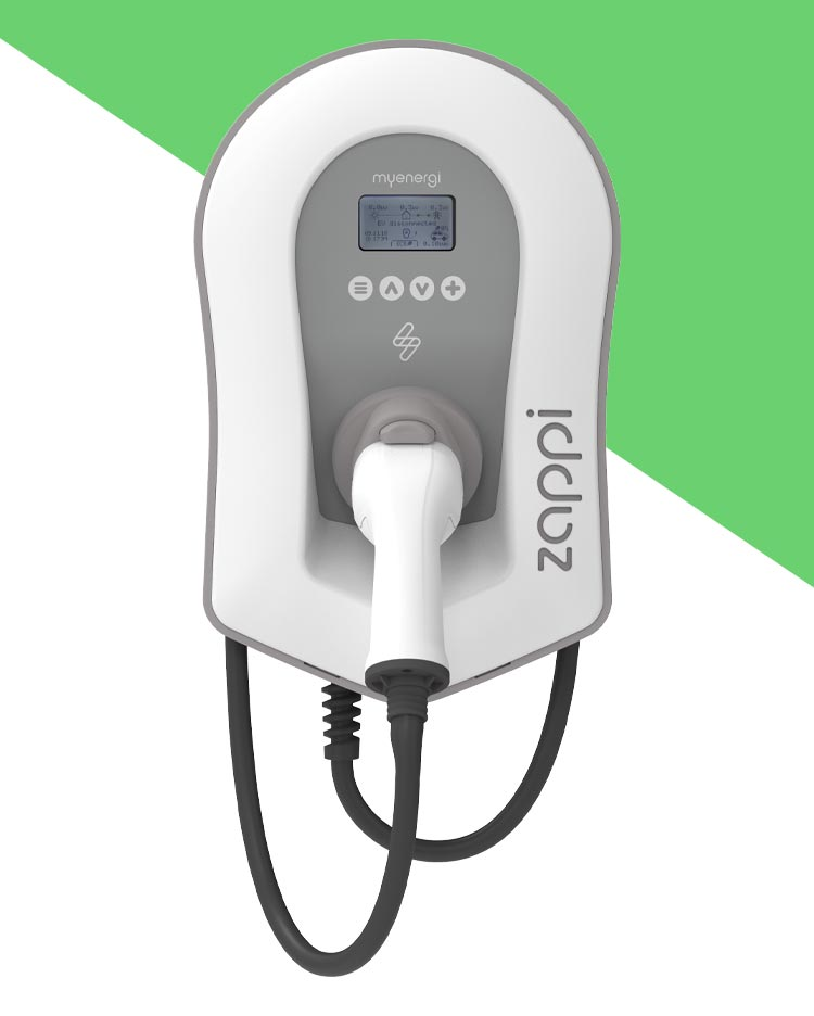 Zappi Electric Vehicle Charger